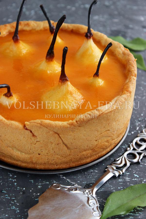 grushevyj tort 15