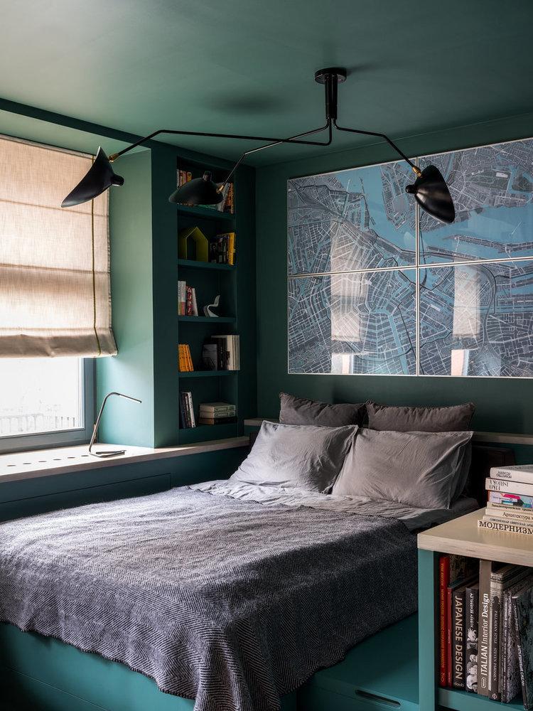 Фотография: Спальня в стиле Эко, Лофт, Квартира, Студия, Советы, Гид – фото на InMyRoom.ru