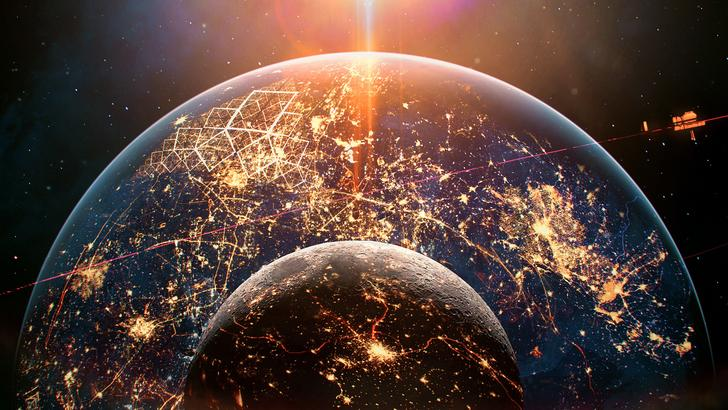 Грандиозные мегаструктуры и макроинженерные проекты в истории