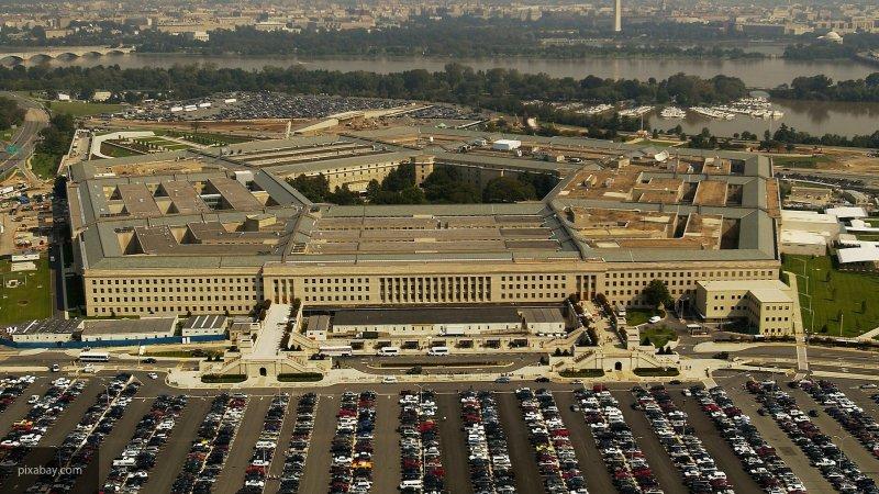 Пентагон не комментирует сообщения о крушении самолета в Афганистане