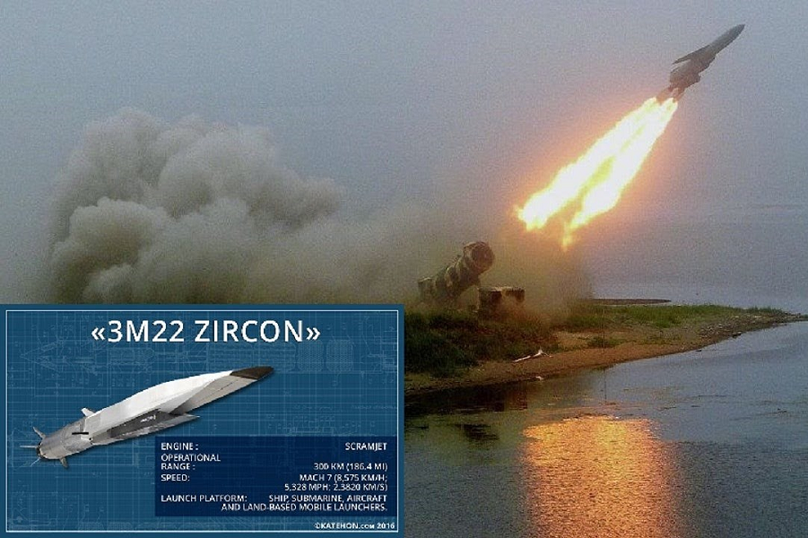 «Циркон» — «очень грозная» ракета. Но какая-то бесполезная… Запад продолжает считать