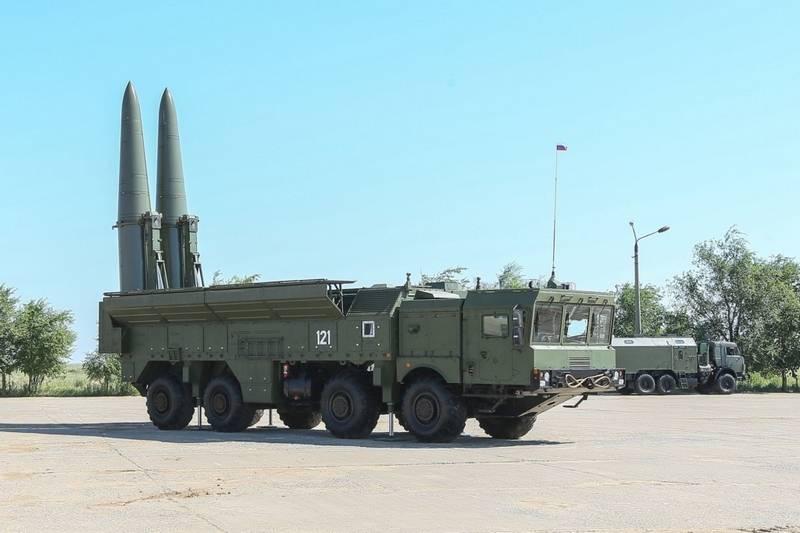 """Теперь и по морским целям. ОТРК """"Искандер-М"""" получил новую ракету"""
