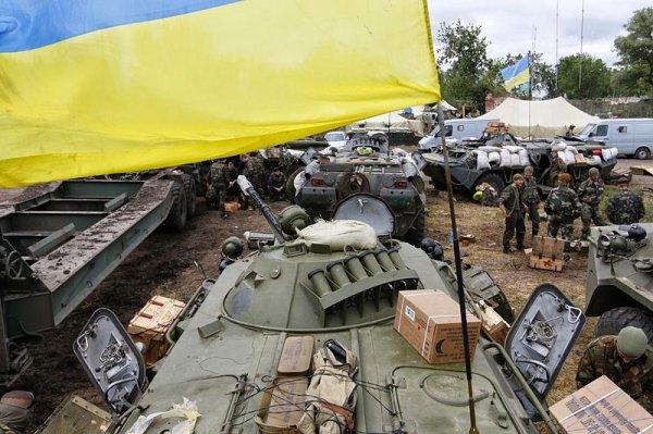 ВСУ Украины подтвердили поте…