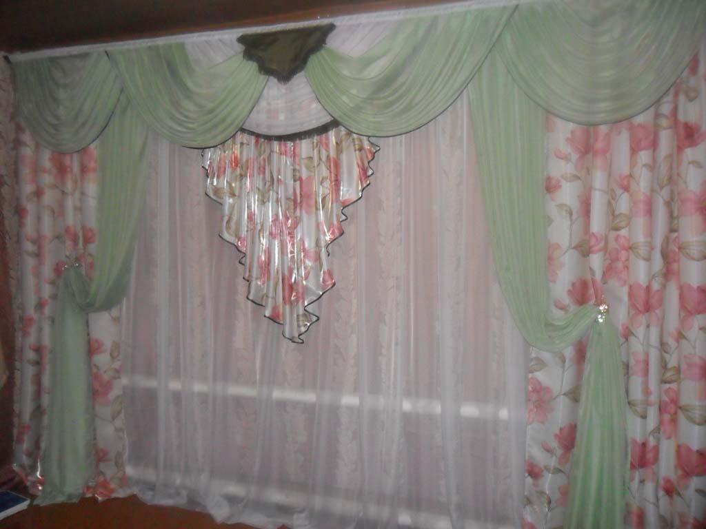 Комплект штор №30