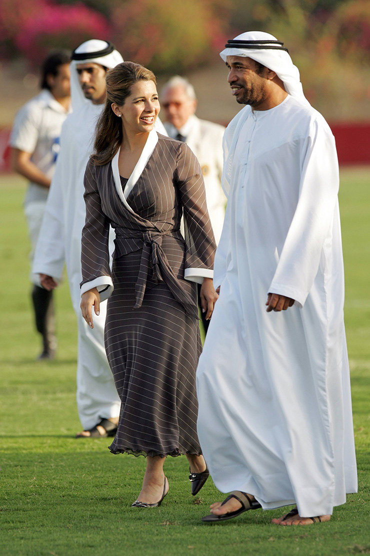 Шейхи оаэ и их жены фото