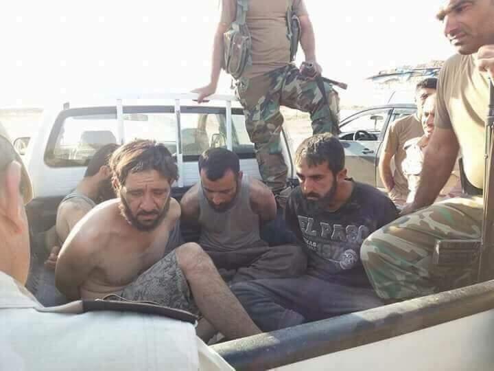 Правозащитники требуют расследовать массовые расстрелы боевиков ИГИЛ