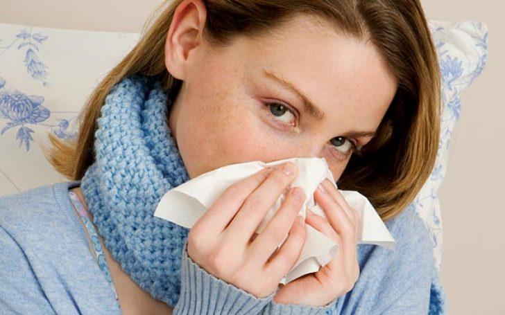 Простуда, насморк. Лечение народными методами
