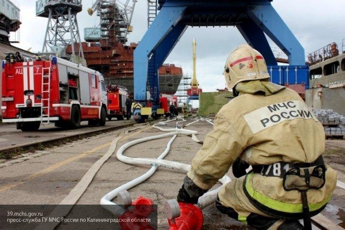 Число погибших при пожаре в жилом доме под Саратовом увеличилось до двух человек