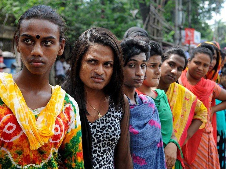 Индонезия: пять гендеров gender, в мире, интересно, люди, познавательно, третий пол, факты