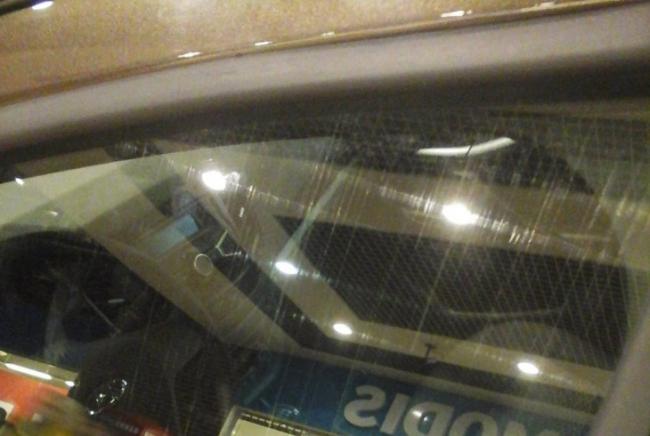 Царапины на стеклах Лада Веста