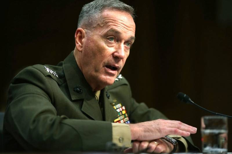 Американский генерал обвинил Россию в покушении на демократию США новости,события, политика