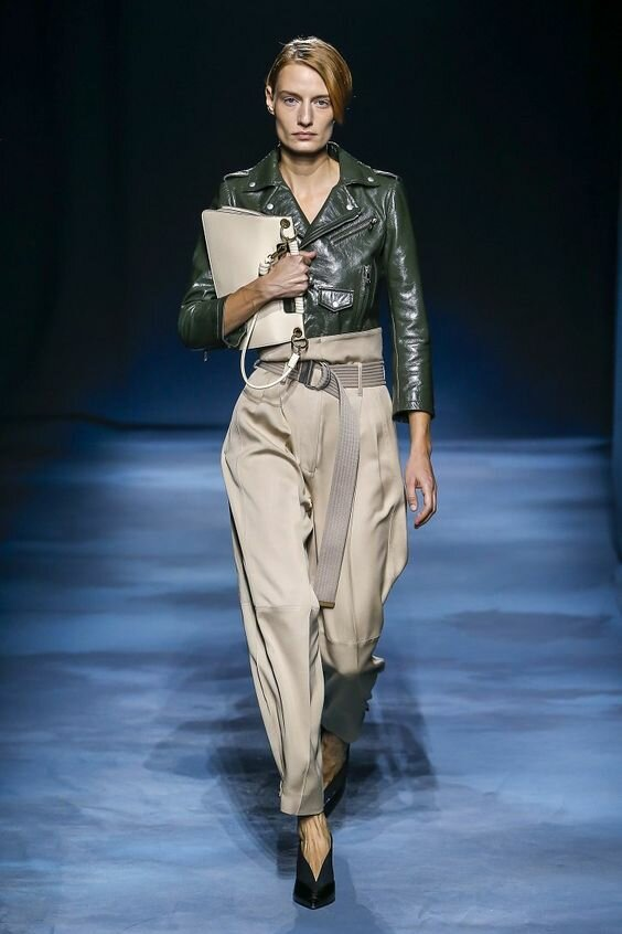 Коллекция Givenchy весна-лето 2019