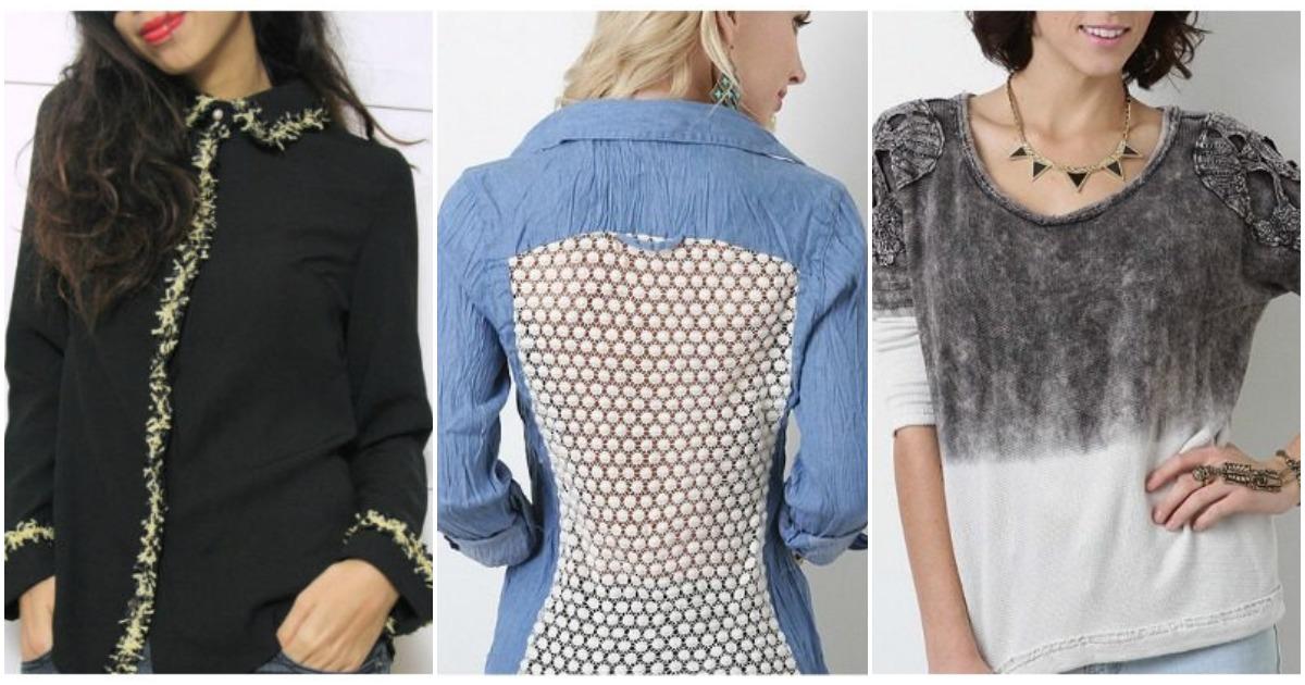 Креативное обновление одежды. Идеи для тех, кто любить шить
