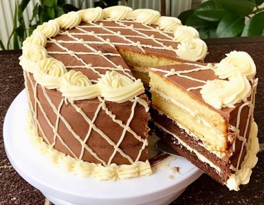 Торт родом из детства «Золот…