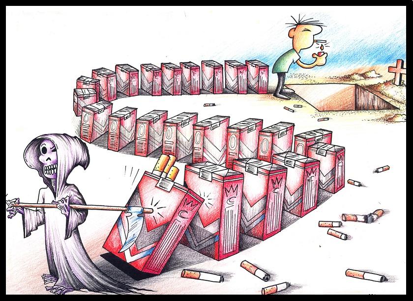 Борьба с курением прикольные картинки, открытки