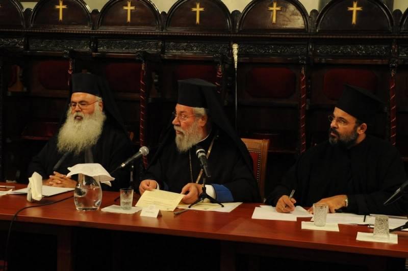 Православный Кипр не признал ПЦУ