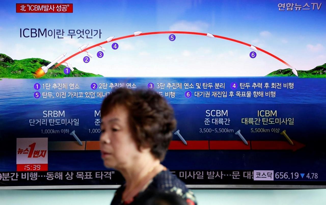США опасаются, что гиперзвуковое оружие могут получить Иран и КНДР