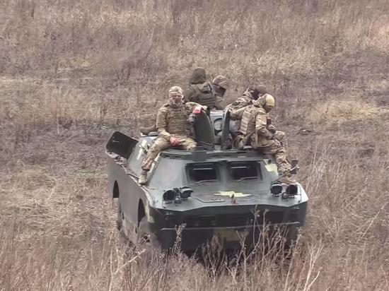 Украина обвинила Россию в намерении устроить военную провокацию