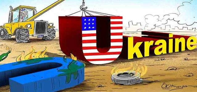 Украина соглашается сыграть для США роль, от которой отказалась Польша