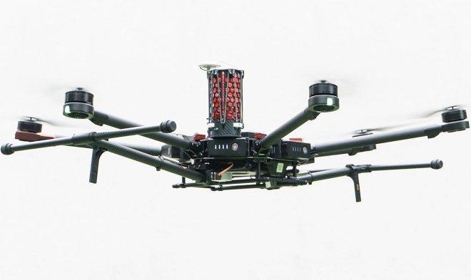 Компания Drone Rescue разработала аварийные парашюты для беспилотников