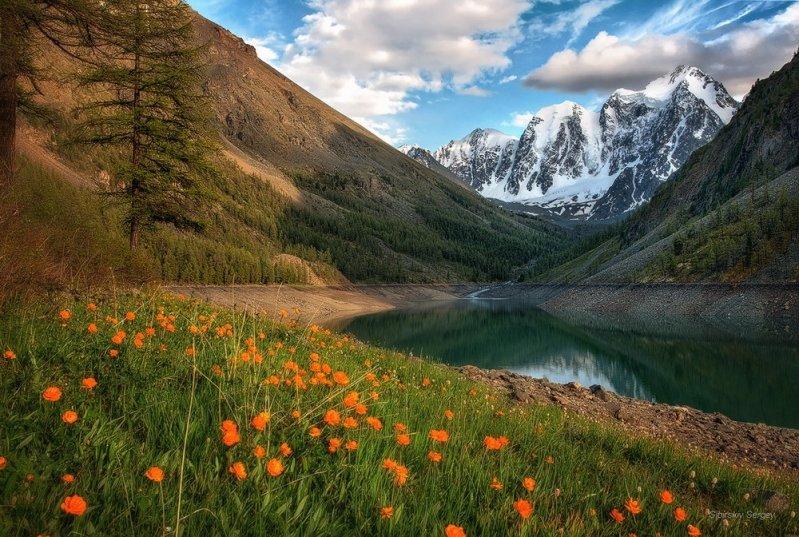 Красивейшие озёра России, которые надо увидеть каждому