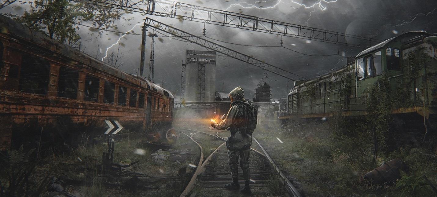 STALKER 2 создают на Unreal Engine: официально