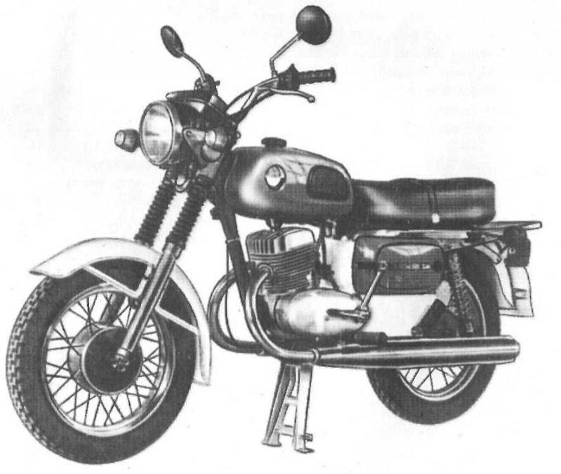 «Восход» мото, мотоцикл, ссср