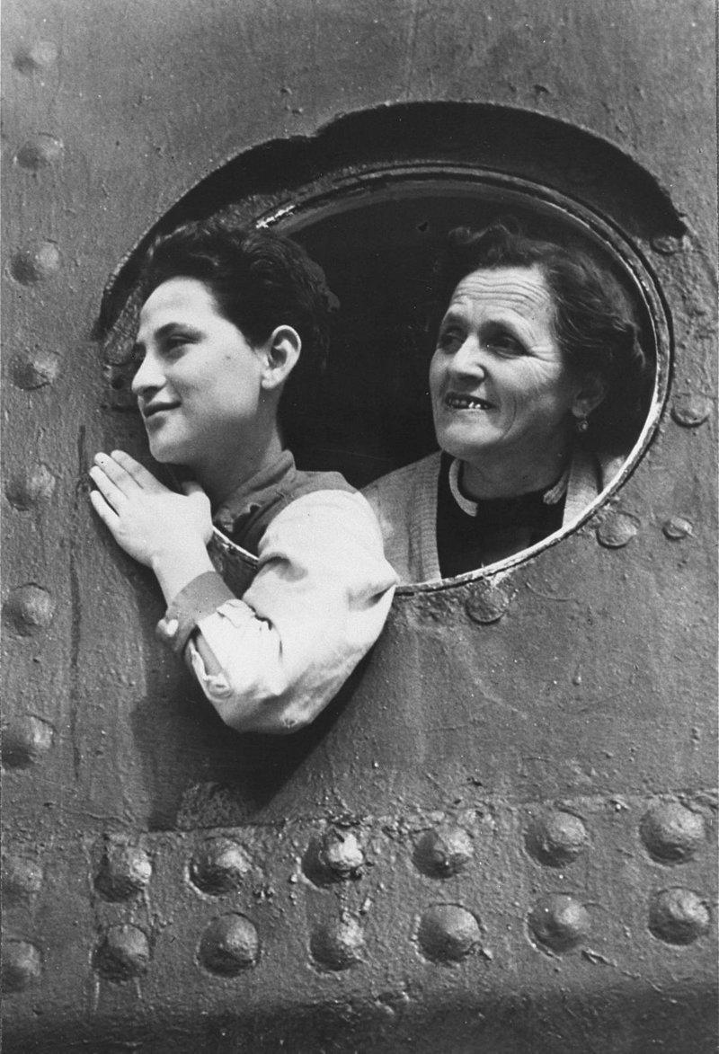 Корабль проклятых евреи, история, эмиграция