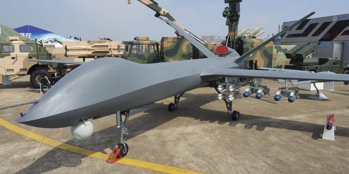 Летающие крепости: зачем Китай строит дроны-гиганты