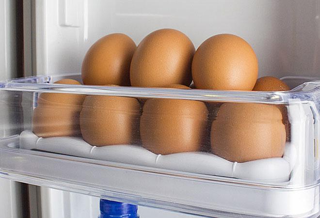 Почему в Европе не хранят яй…