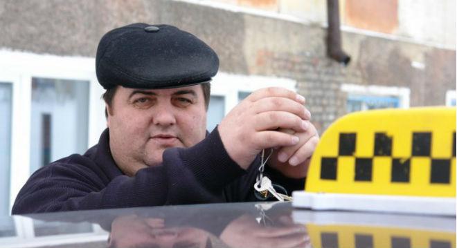 Я – взрослый дядька, работающий в официальном таксопарке