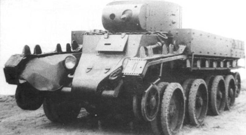 Химический танк ХБТ-7 оружие,танки