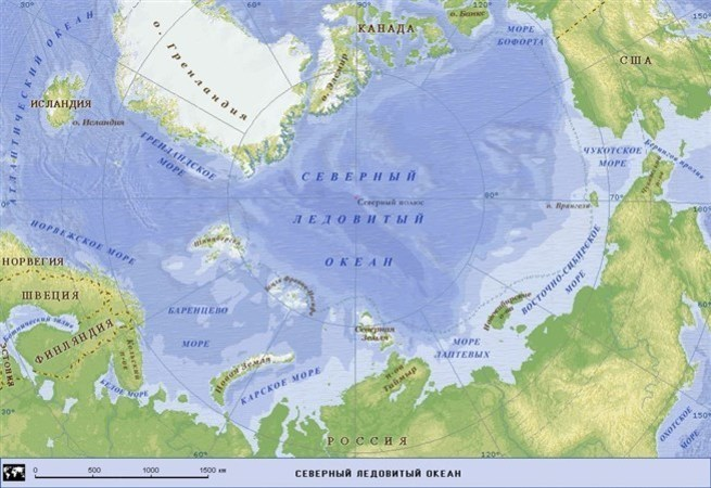 Похоже, что судьба Арктики р…