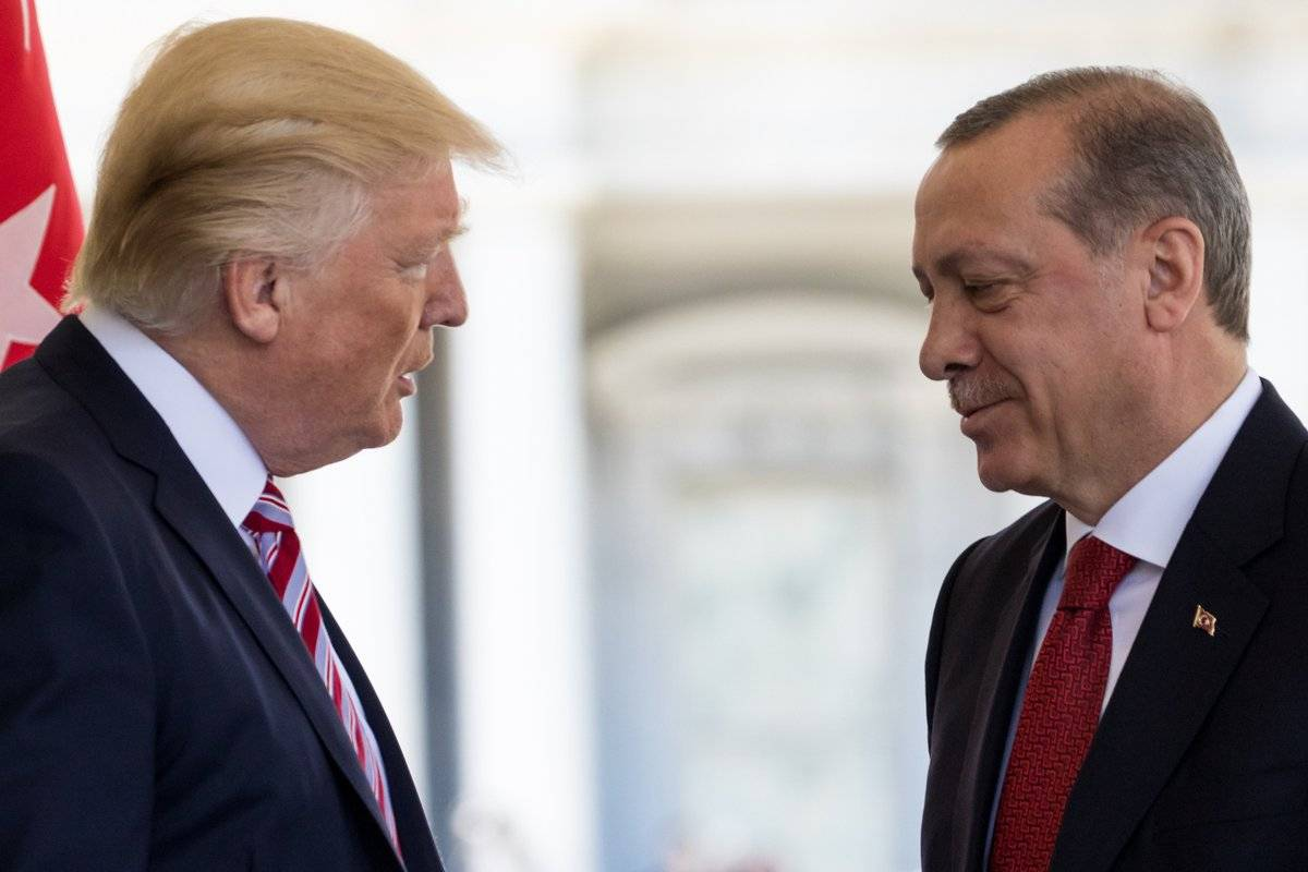 Трамп нашёл управу на Эрдога…