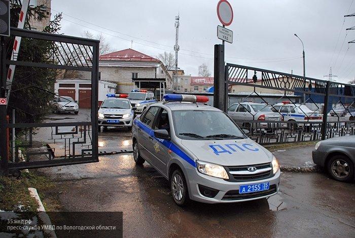 Под Кемерово при ДТП с двумя грузовиками пострадал человек