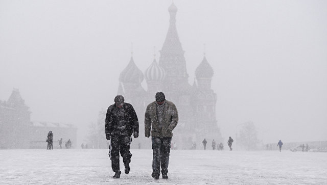 Темза замерзнет: Грядущая зима станет самой холодной за столетие