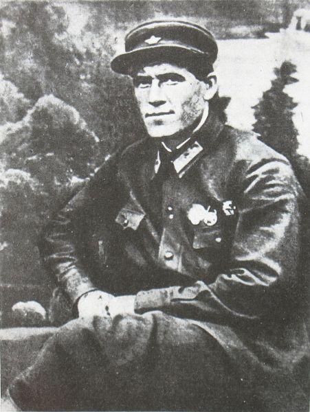 Травин в 1930-е гг.