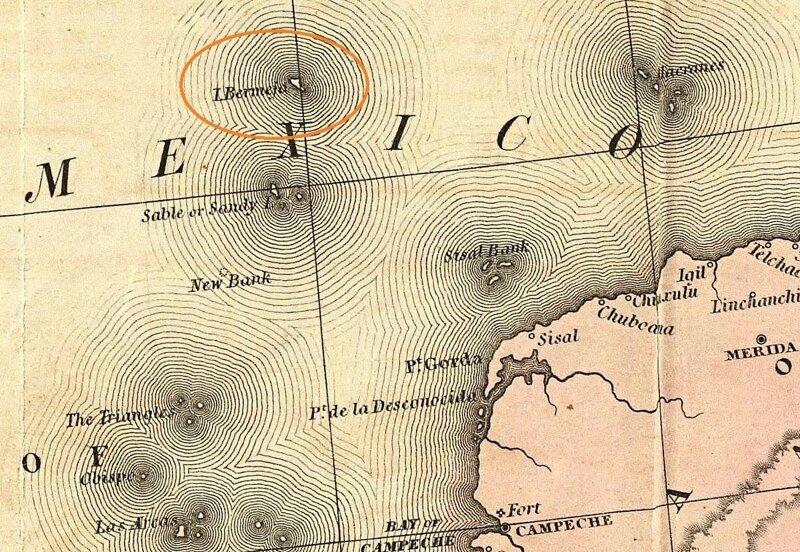 14. Бермеха, потерянный остров в мире, загадки, интересно, исторические события, история, странные вещи, тайны, факты