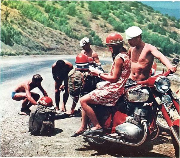 «Ява» мото, мотоцикл, ссср