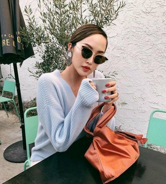 Простота и шик в одном флаконе: 20 идей от модного блогера Кристель Лим