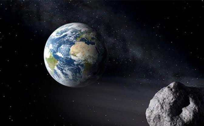 К Земле летит гигантский астероид в 50 миллионов «хиросим»