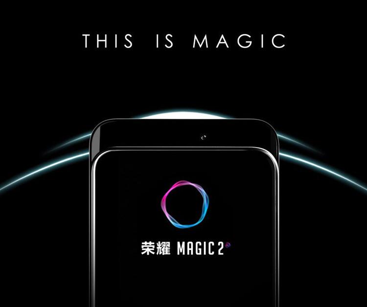 Флагманский Honor Magic 2 получит сразу шесть камер