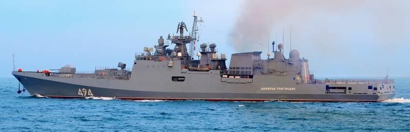 «Противоторпедная катастрофа» российского флота вмф