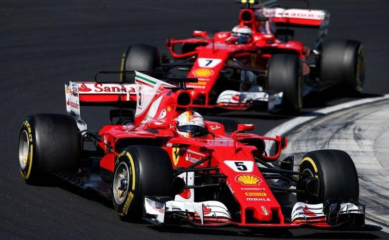 Scuderia Ferrari: аналитика, статистика, история