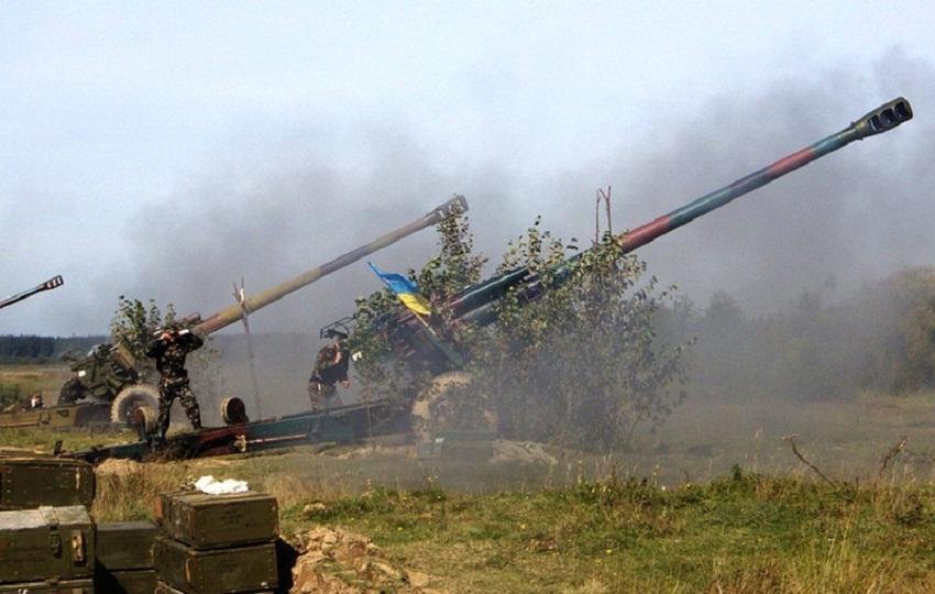 Киевские силовики обстреляли фильтровальную станцию в Горловке