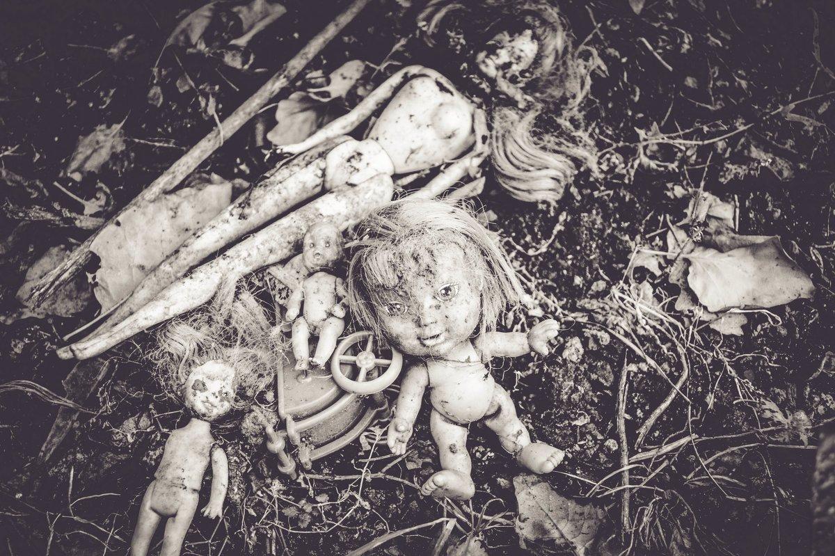 Детский кошмар наяву: что скрывают заброшенные пионерлагеря?