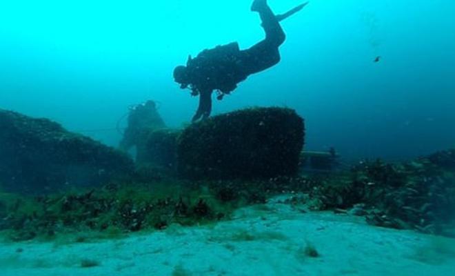 На дне озера Гурон нашли артефакты возрастом 9000 лет. Они из материала, которого нет в радиусе 4000 км