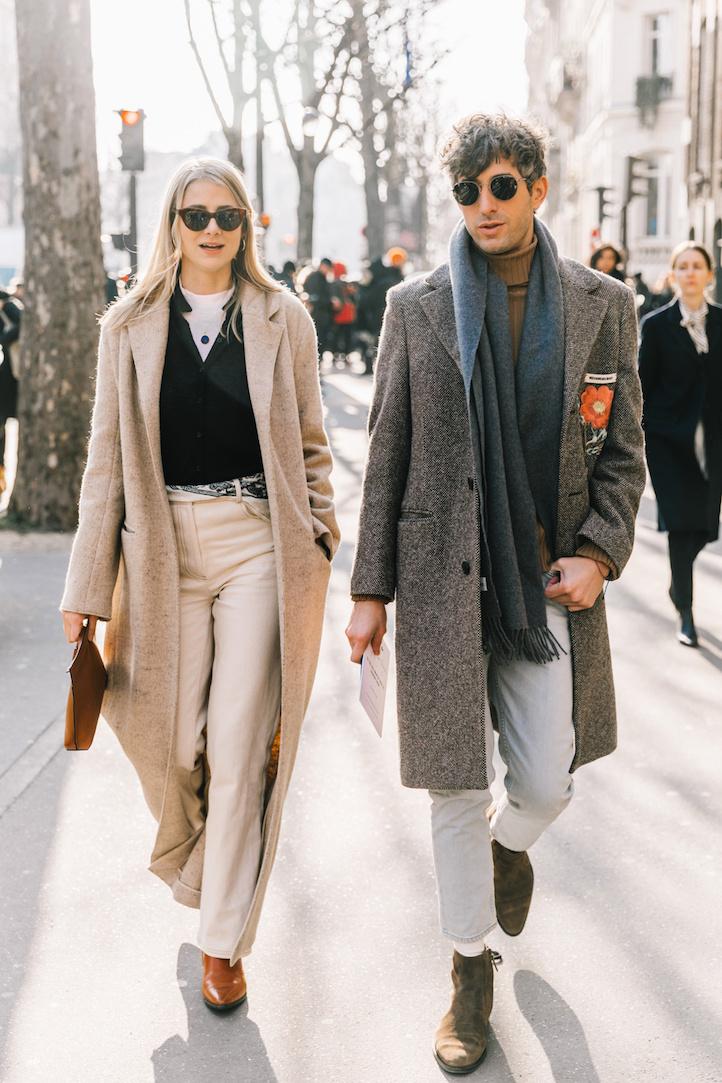Королева стиля boyfriend: 8 идеальных образов Лоры Маргарет с объемными вещами