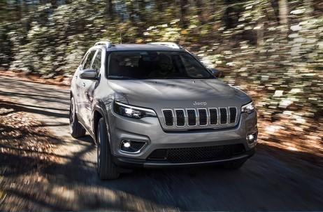 Подробности о новом Jeep Cherokee для России
