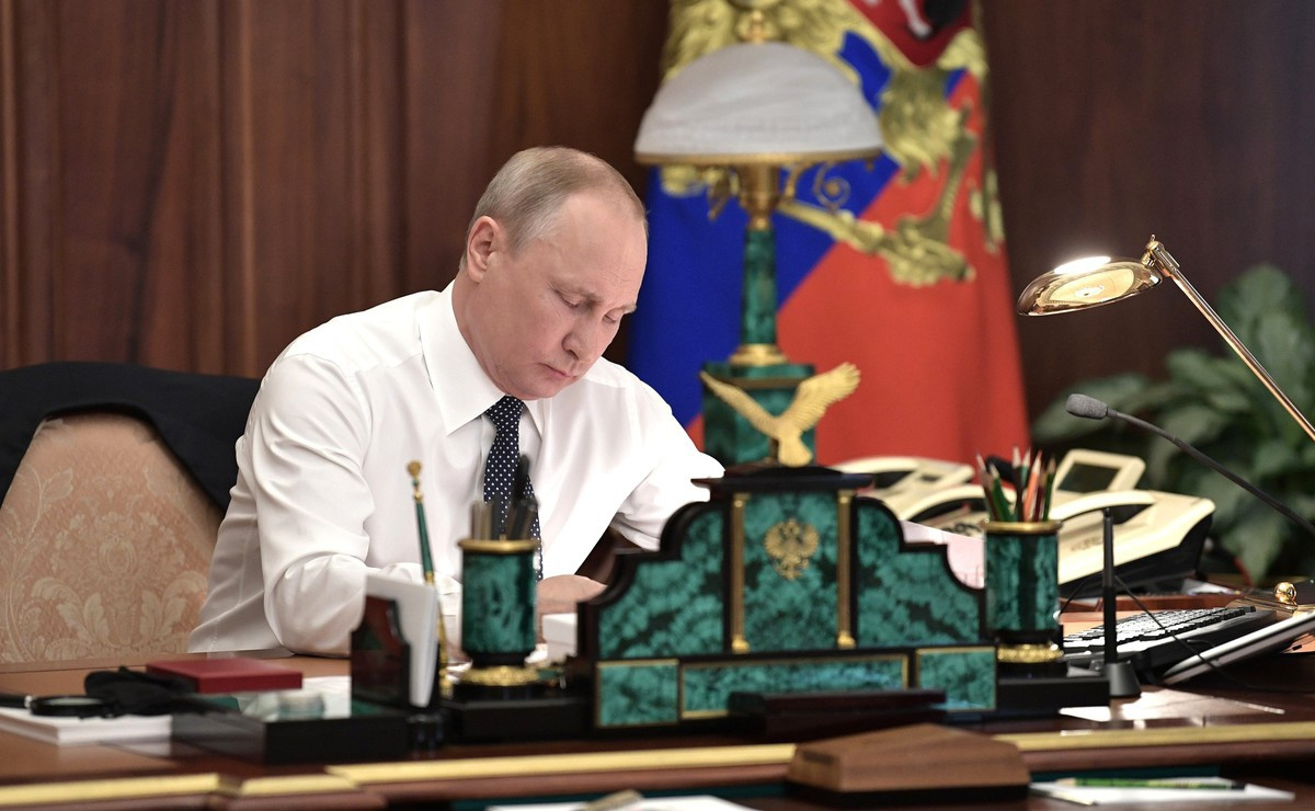 Владимир Путин подписал закон о пенсионной реформе